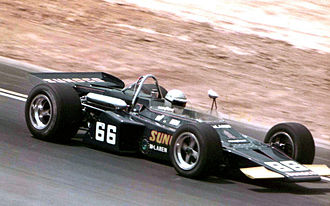 Mark Donohue - Donohue won the inaugural Pocono 500 in 1971