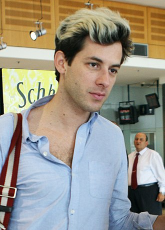 Mark Ronson - Ronson in 2011