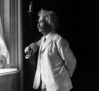Circular reporting - Image: Mark Twain Underwood 1907