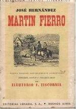 El Martín Fierro, reflejo del habla nacional