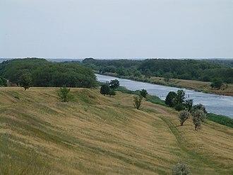 Martynovsky District - Landscape in Martynovsky District