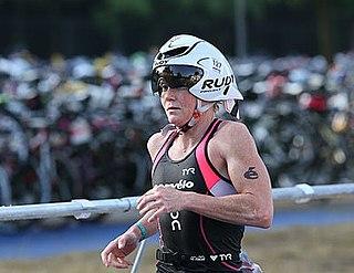 Mary Beth Ellis American triathlete