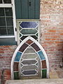 Mary Plantation House Lower Galllery Stained Glass Windows.JPG