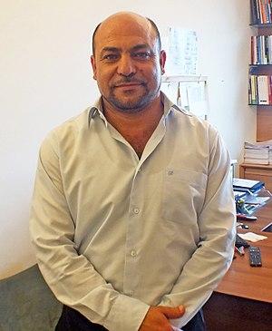 Masud Ghnaim - Image: Mas'oud Ghnaim
