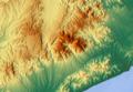 Massís del Montseny - Mapa topogràfic.png