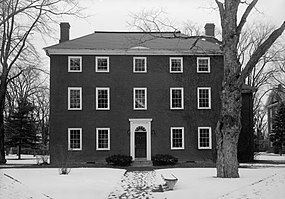 Massachusetts Hall, Bowdoin College