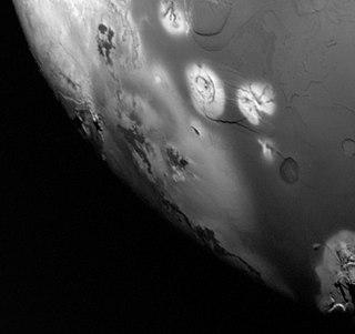 Masubi (volcano) volcano on Io