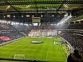 Match Frankfurt - Marseille in November 2018.jpg