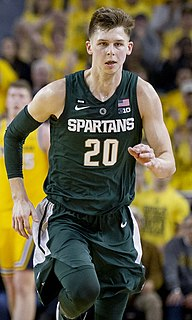 Matt McQuaid American basketball player