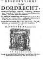 Matthys Balen-Beschryvinge der stad Dordrecht -1677.png