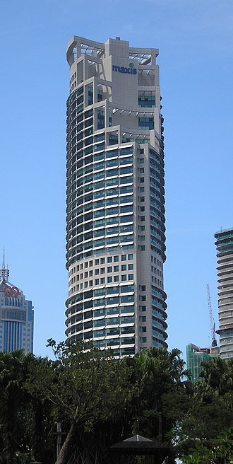 Maxis Tower - Image: Maxis Tower, Kuala Lumpur