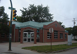 Mayfair public library