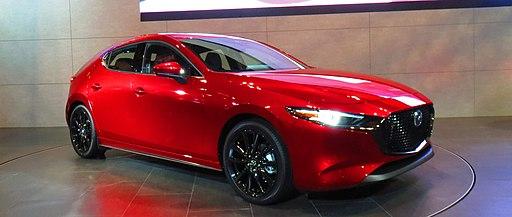 Mazda3 Fast Back Tokyo Auto Salon 2019 IMG 1287 edited