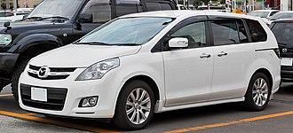 Mazda MPV - Image: Mazda MPV 303