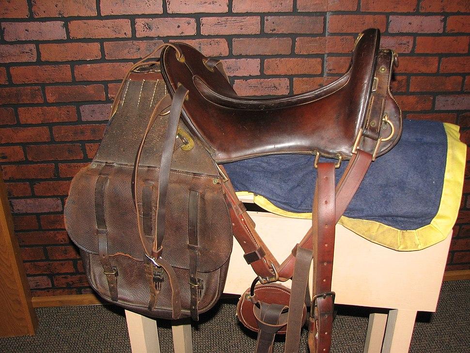 McCellan Saddle Fort Kearny 2006 C