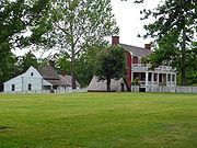 McLean House, Appomattox Court House, Virginia
