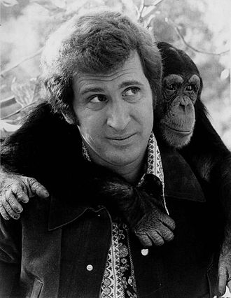 Me and the Chimp - Ted Bessell and Buttons