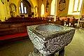 Medieval Baptismal Font at St. Davids.jpg