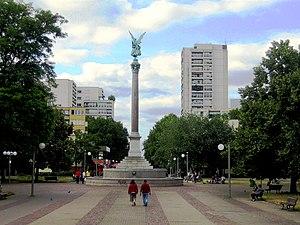 Mehringplatz - Mehringplatz, 2006
