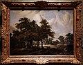 Meindert hobbema, paesaggio boscoso con dei cottage, 1665 ca. 01.jpg