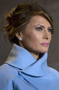 Melania Trump at the Inauguration.jpg