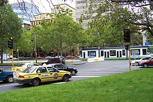 Taxi Industry Inquiry - Image: Melbourne transport