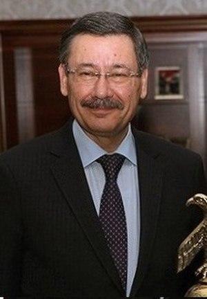 Melih Gökçek - Melih Gökçek in 2013