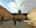 Melk Abbey.Prelates courtyard.jpg