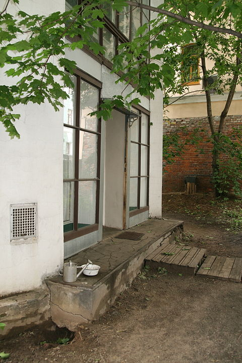 Melnikov house2