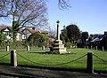 Memorial, Holt Green, Aughton - geograph.org.uk - 333588.jpg