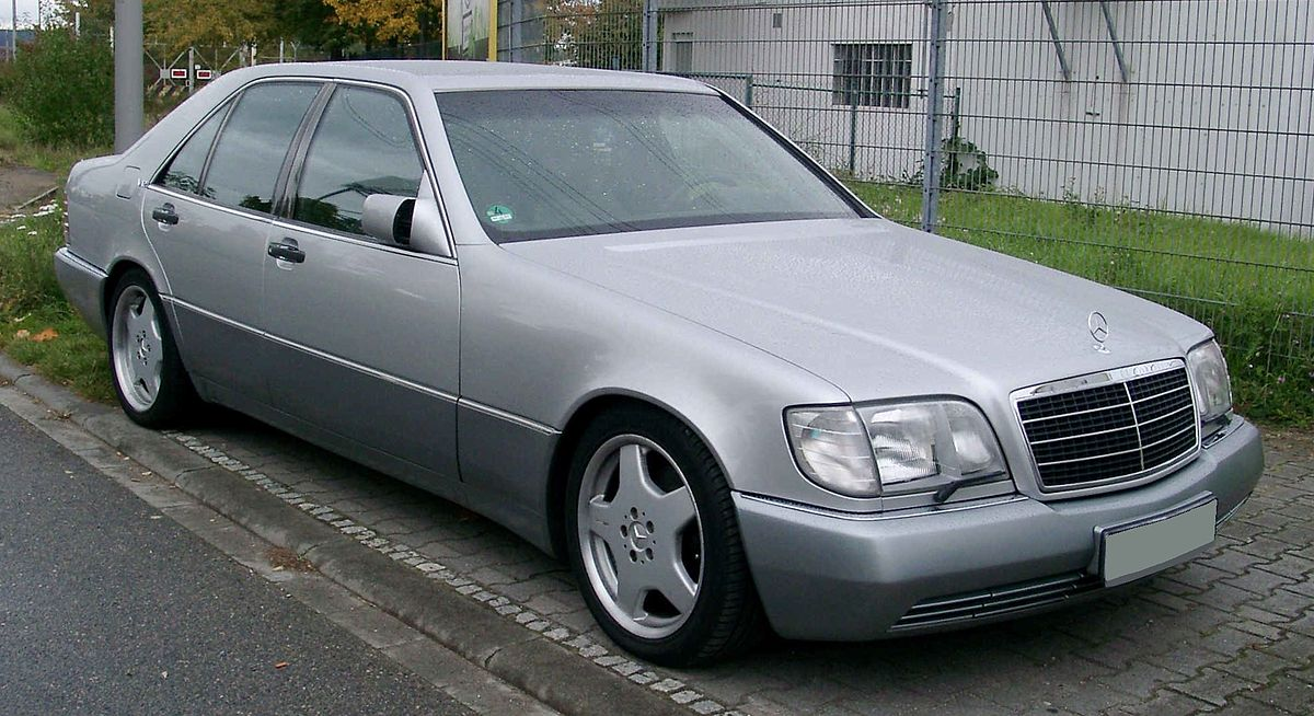 mercedes benz w140 wikipedia wolna encyklopedia. Black Bedroom Furniture Sets. Home Design Ideas