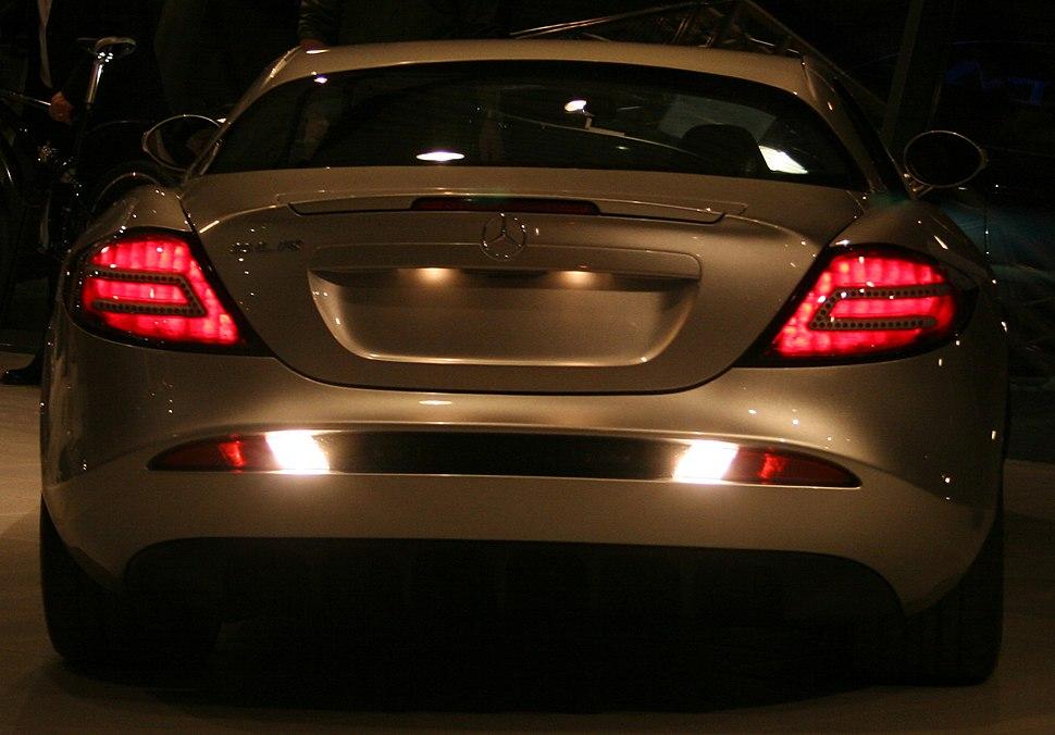 Mercedes Benz SLR McLaren2
