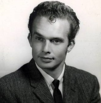 Merle Haggard - Haggard depicted on a publicity portrait for Tally Records (1961, age 24)