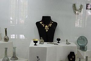 Mersin Museum - Image: Mersin History Museum first floor 07