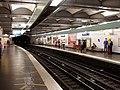 Metro - Paris - Ligne 3 - station Saint-Lazare 01.jpg