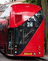 Metroline bus LT14 (LTZ 1014), route 24, 22 June 2013 (1).jpg