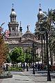 Metropolitan Cathedral of Santiago in Plaza de Armas (16799927779).jpg