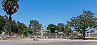 Norwalk, California - The Metropolitan State Hospital