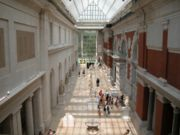European sculpture court