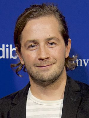 Michael Angarano - Angarano at the 2017 Montclair Film Festival