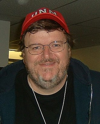 2004 Cannes Film Festival - Michael Moore, 2004 Palme d'Or winner