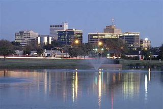 Midland, Texas City in Texas