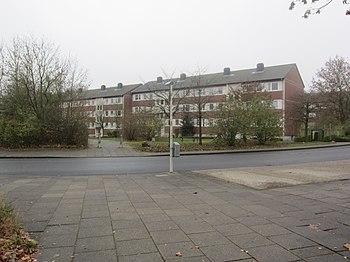 Mietshäuser im Charles-Roß-Ring