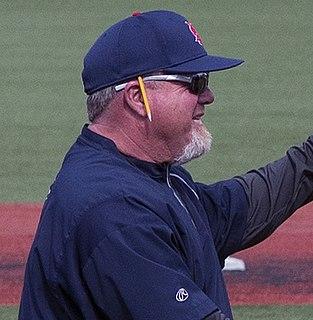 Mike Batesole American baseball coach