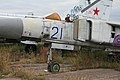 Mikoyan MiG-23M Flogger-B 21 blue (8497820075).jpg