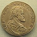 Milano, ducatone da soldi 100 di carlo V, 1535-1556.JPG