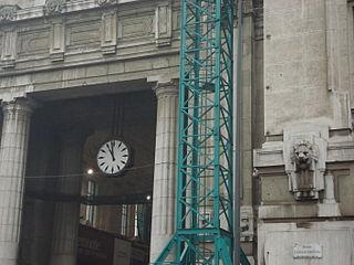 Milano - Stazione centrale - Foto Giovanni Dall'Orto - 1-1-2007 - 16.jpg