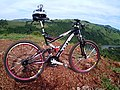 Minha Byke Totem no topo do Morro - panoramio.jpg