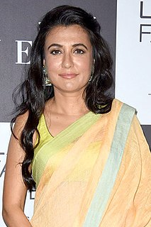 Mini Mathur Indian television host, actor and model (born 1975)