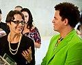 Ministério da Cultura - Ana de Hollanda e Romero Brito.jpg